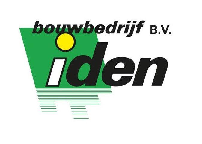 Logo bouwbedrijf Iden